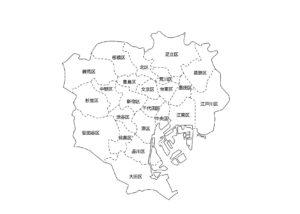 東京都マップ