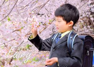 入園・入学 出張撮影イメージ