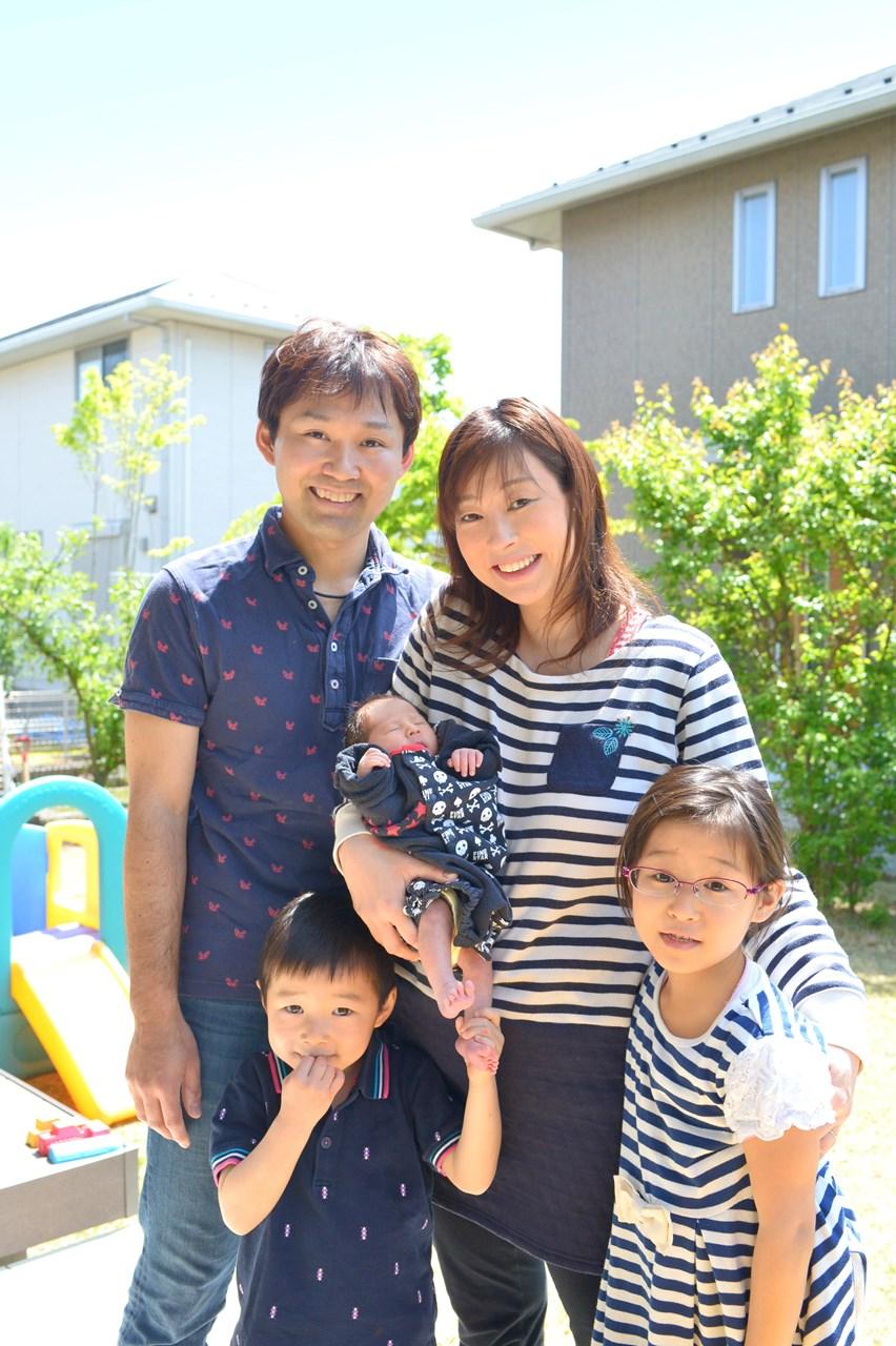 ニューボーン出張撮影 千葉県船橋市のご自宅
