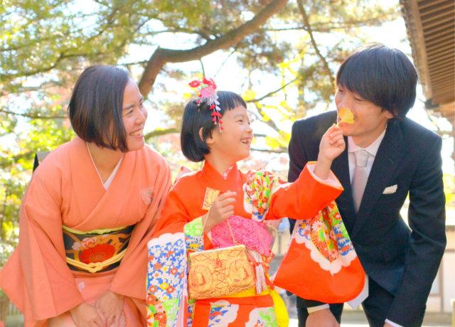 東京で出張カメラマンをお探しの方へ!七五三の出張撮影は【Fairy】まで